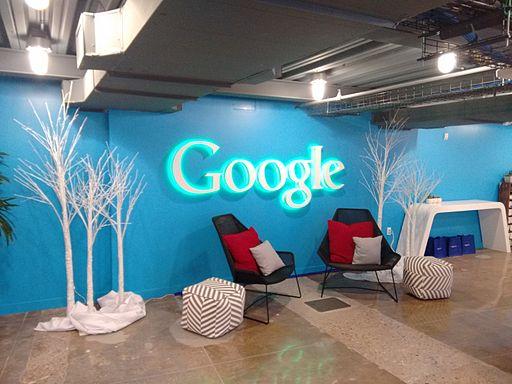 谷歌大肆圈地造楼   拒绝置评