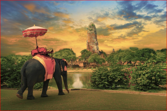 650万中国游客春节出游 最爱泰国