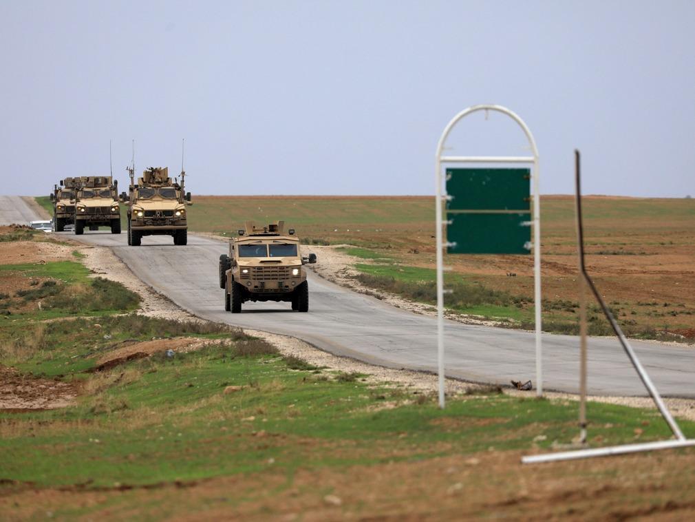 美参议院通过议案 延长对叙利亚经济制裁