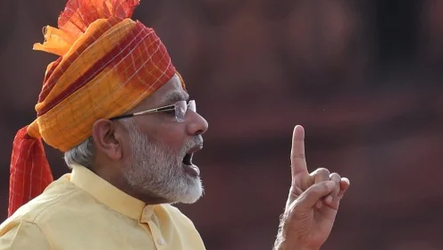北京无力阻止 印度总理三访中国沦陷区