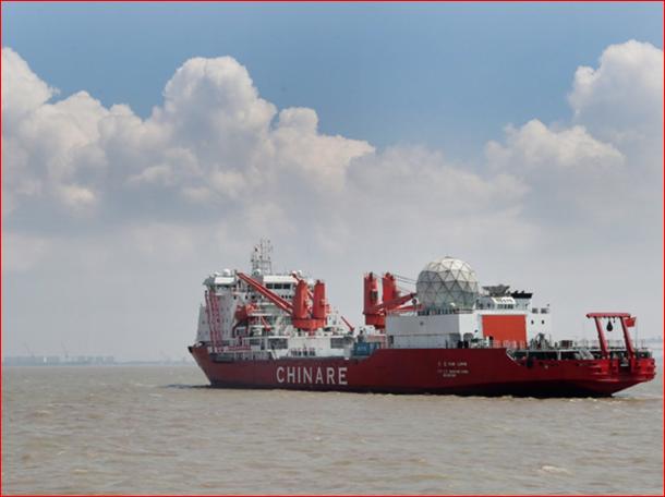 俄媒警告北京 别在北极挑战俄罗斯利益