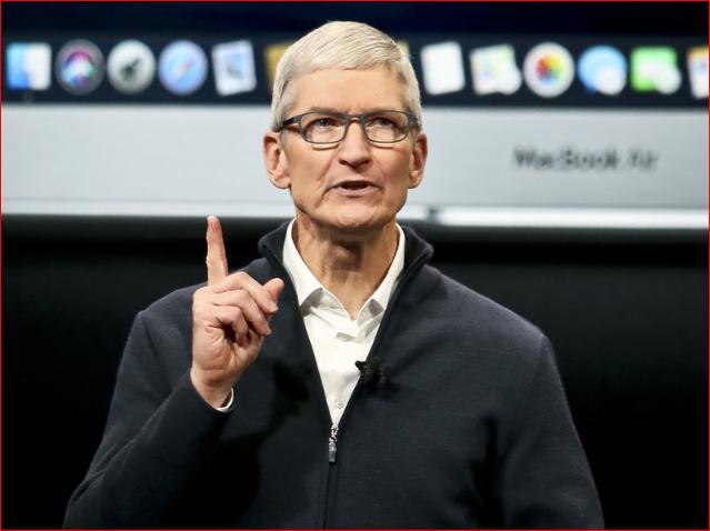 库克首谈iPhone为何在华降价