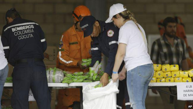 瓜伊多:人道援助2月23日入委内瑞拉