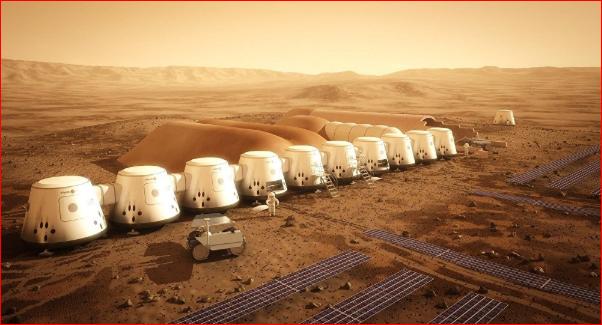 移民火星计划破产 上万中国人曾报名