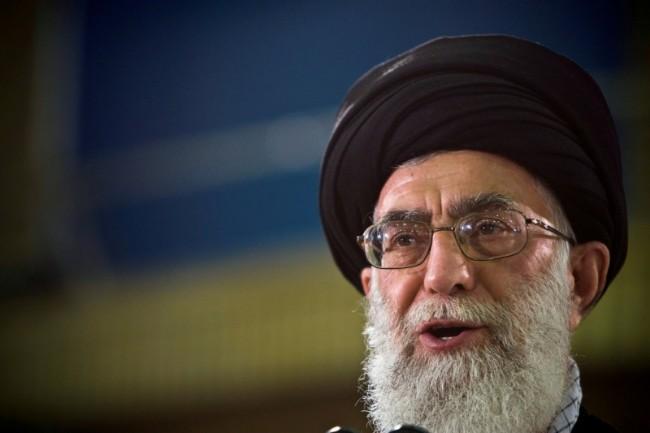 伊朗最高领袖警告 谨慎和欧洲国家打交道