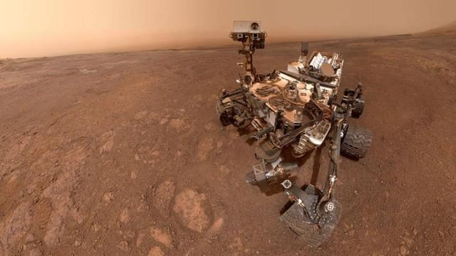 美探测器继续火星任务 中俄欧也将派出