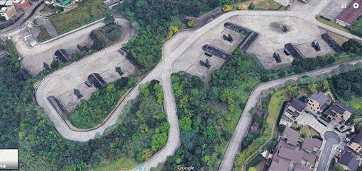 谷歌3D版地图 惊爆爱国者导弹基地
