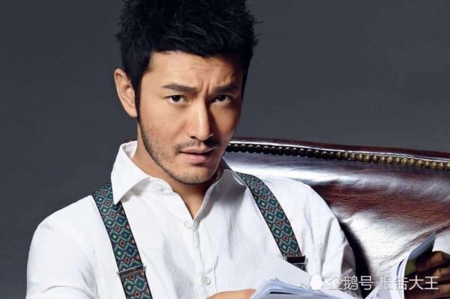 黄晓明被传拒演《流浪地球》,发声辟谣