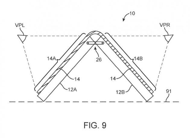 苹果折叠iPhone专利曝光 未来长这样?