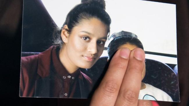 加入IS的英籍少女携子返英 被剥夺国籍