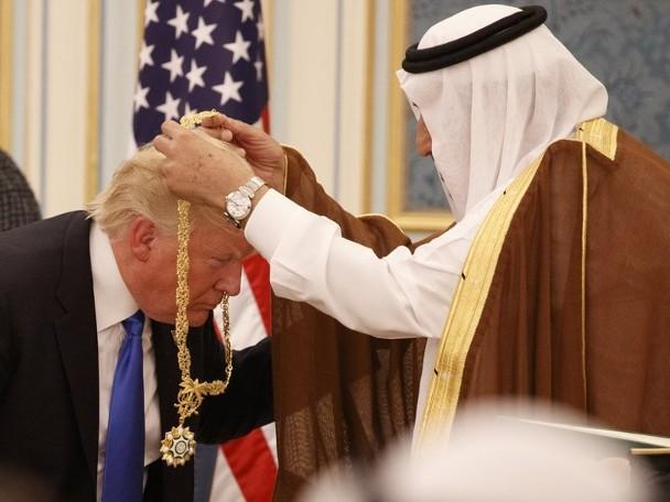 川普欲向沙特输出核技术 加剧中东竞争