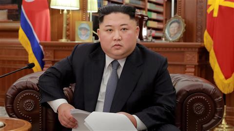 """""""金正恩肃清对美外交反对派50-70人"""""""