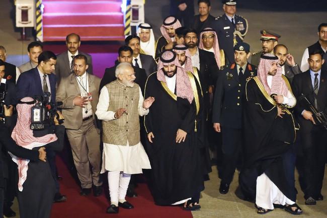 卡舒吉案激怒美国 沙特就此转向中国?