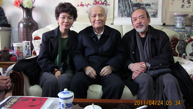 """李锐生前对谈 毛泽东元配乃其父""""小老婆"""""""