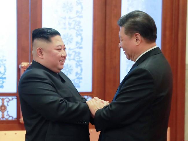 曝金正恩已入境中国   何时见习近平?