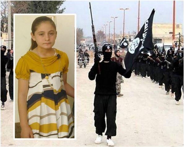 叙利亚少女被掳为性奴 10岁遭轮奸成孕