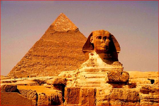 建造金字塔 古代工匠怎么完美对齐方向