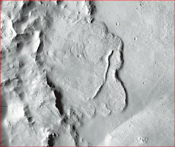 火星地底曾有湖泊  覆盖整个星球