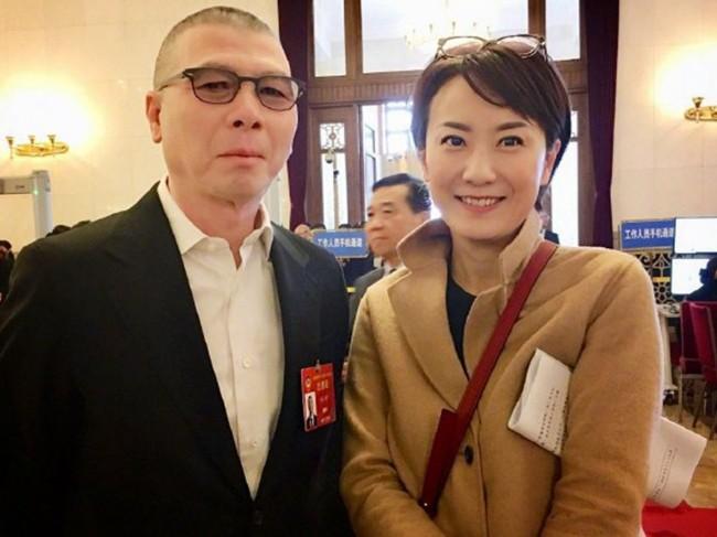被崔永元炮轰后 冯小刚政协开会引热议