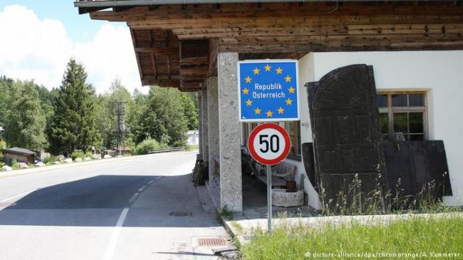 去年11名难民申请者在德国边境入境被阻