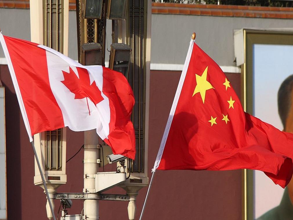 中加关系紧张 北京取消加公司出口资格