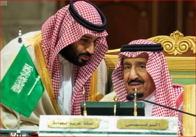 沙特国王父子失和 国王出访突换禁卫队