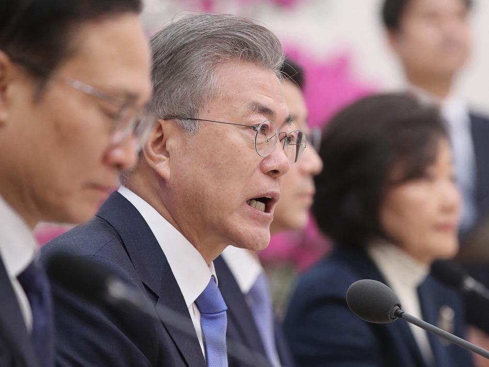 韩国遭遇最严重雾霾 文在寅向中国求助