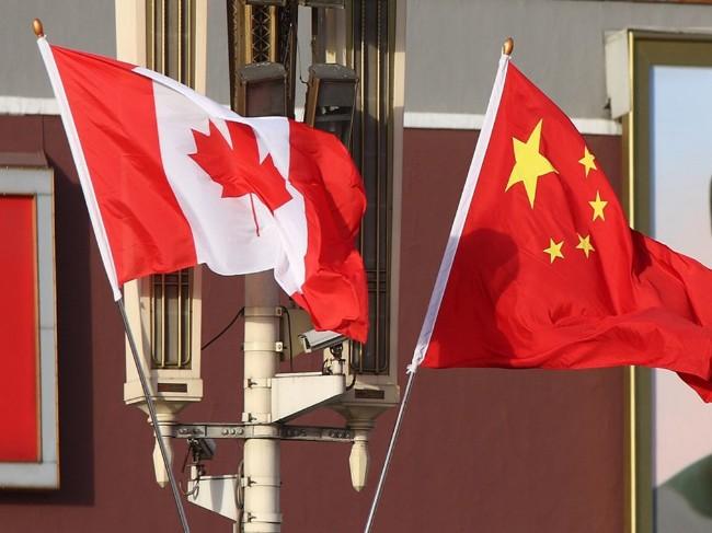中国官媒嘲讽加拿大:太脆弱了
