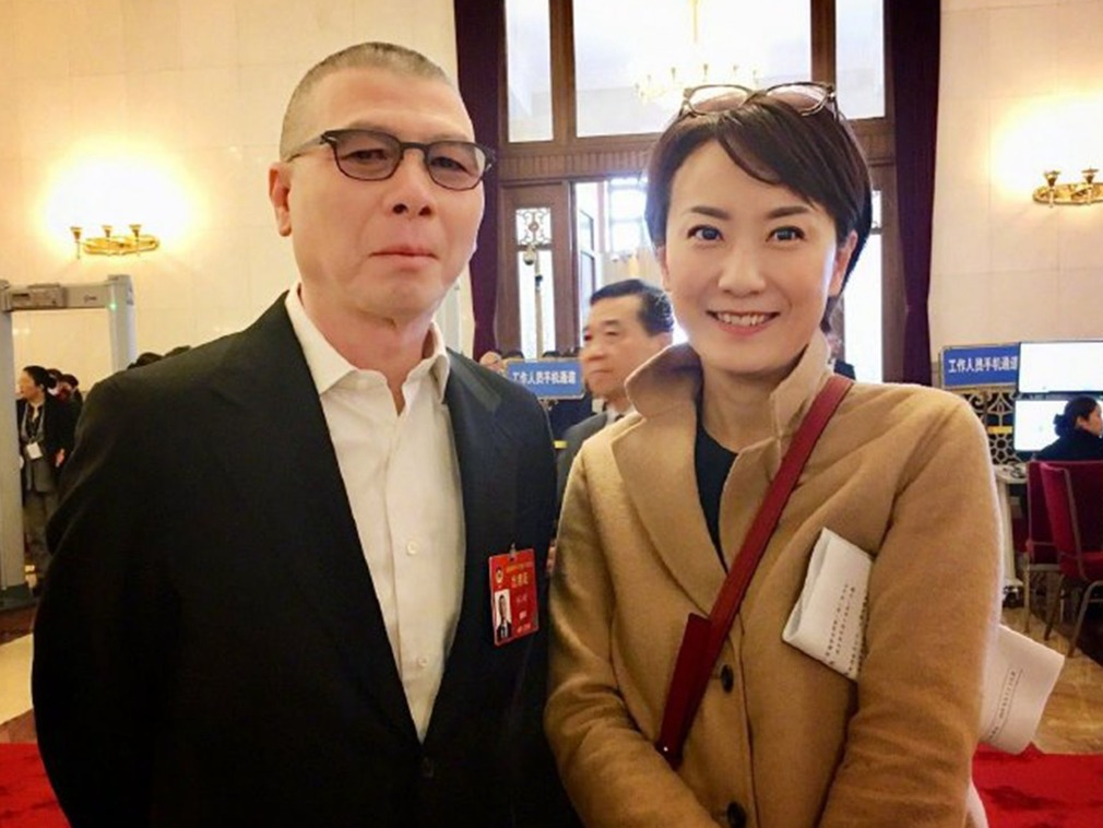 崔永元去向成疑 冯小刚两会大谈情怀