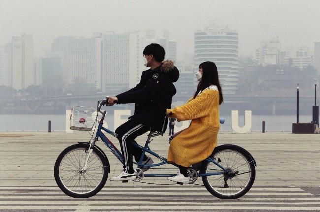 """文在寅指控""""中国雾霾外送南韩"""""""