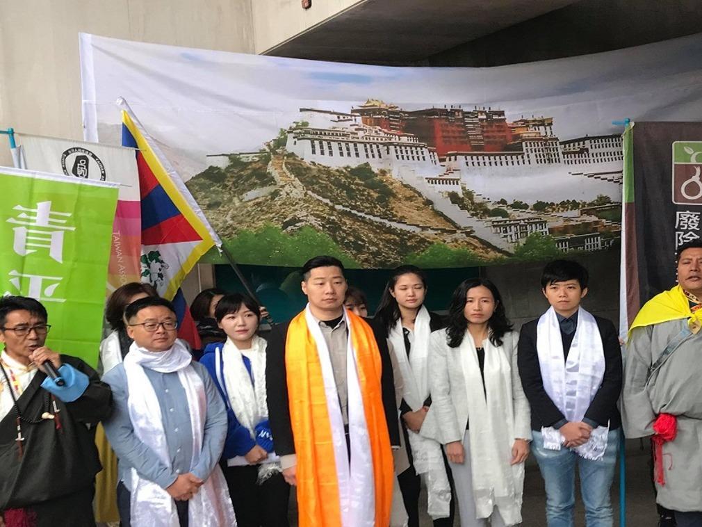 涉入西藏议题 民进党寻求两岸新话语权
