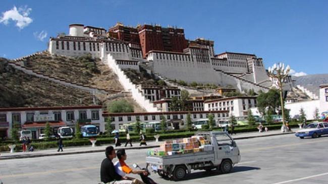 中国又一次关闭外国游客赴西藏