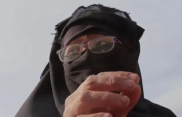 """受害者辩护:""""ISIS没有强奸任何人!"""""""