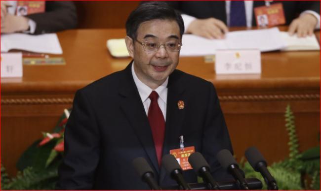 """王林清撕下中国""""司法进步""""的伪装"""