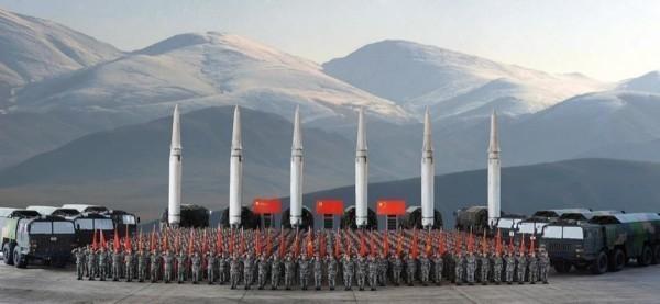 美批评中国千枚飞弹危害亚洲尤其台湾