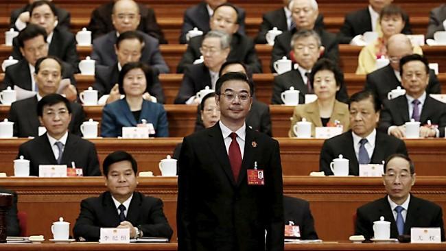 中国最高法院报告在人大惨遭156票反对