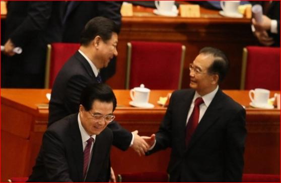 """政治改革 温家宝退位前的""""谢场绝唱"""""""
