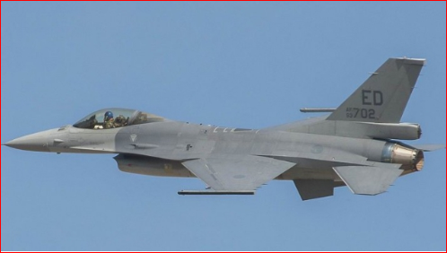 川普已批准售台66架F-16战机