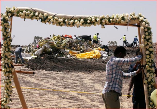 波音737两次空难关键数据惊人相似