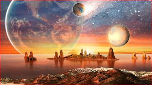 惊天核爆曾改变了火星地貌