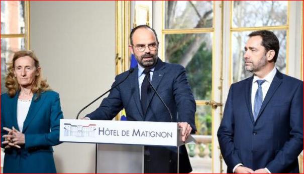 控制黄背心不力 巴黎警察总长遭开除