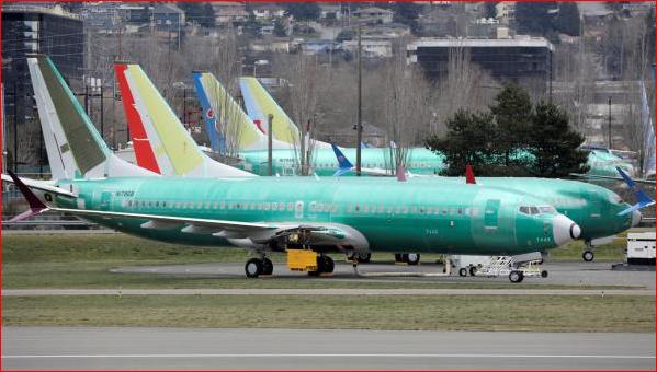 欧洲加拿大加强波音737审查 复飞无期