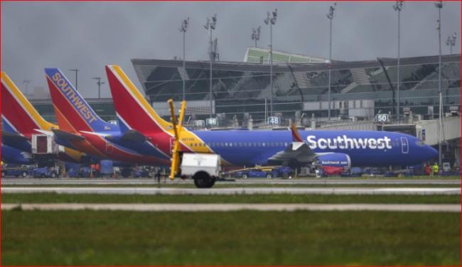 波音737 MAX停飞  这家航空最惨