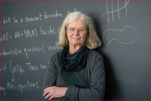 失业的女博士 为何得了数学界最高奖?