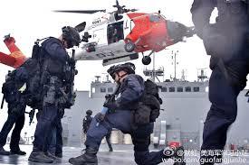 美国紧急派遣海岸警卫队 打击朝鲜走私