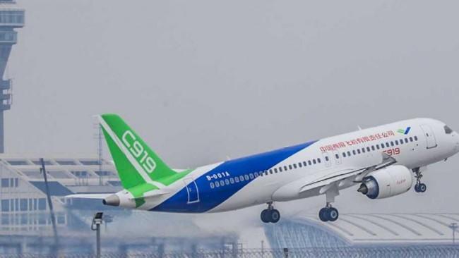 波音空难   给中国飞机带来崛起的机会