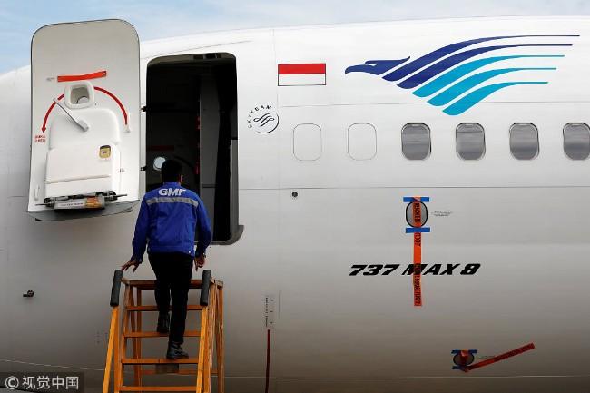 印尼鹰航要求取消49架波音737 MAX订单