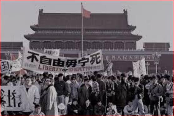六四30年 前中共将军去信习近平盼正名