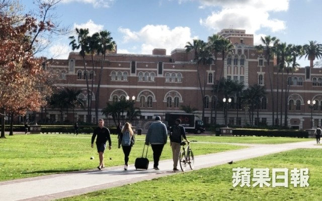 南加大华裔学生:没有一个学期没丑闻