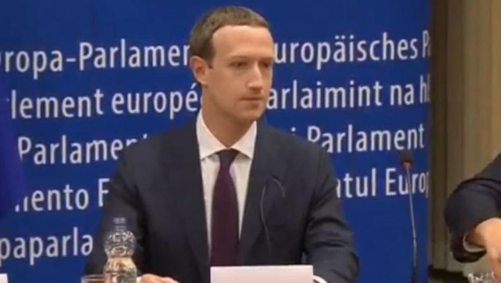 脸书承认与华为等四家中企分享用户资料
